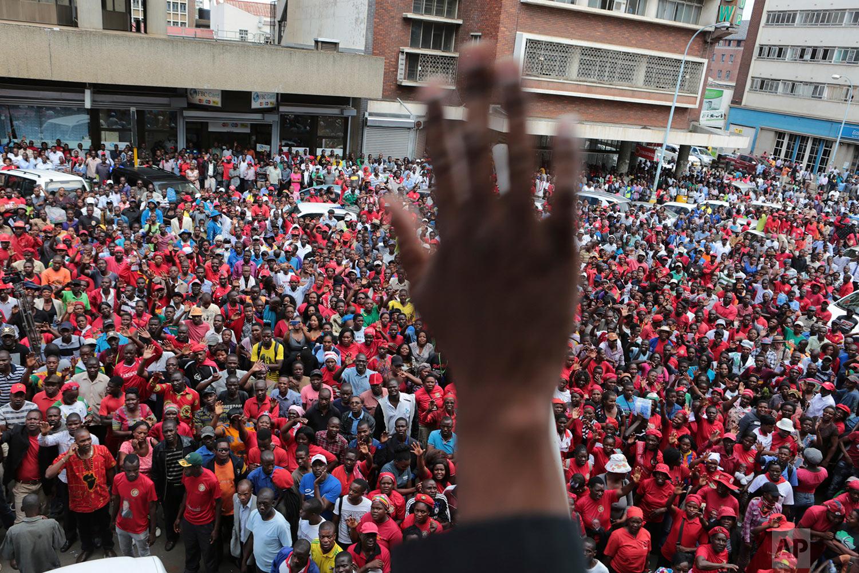 Zimbabwe Morgan Tsvangirai
