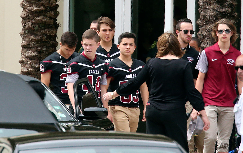 School Shooting Funeral
