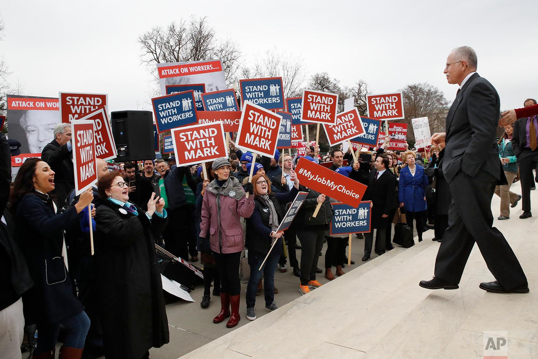 Supreme Court Union Fees