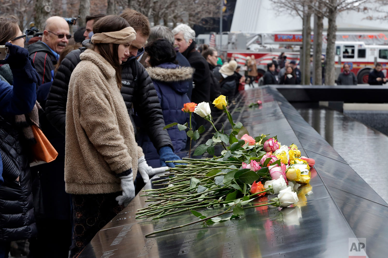 World Trade Center Bombing Anniversary