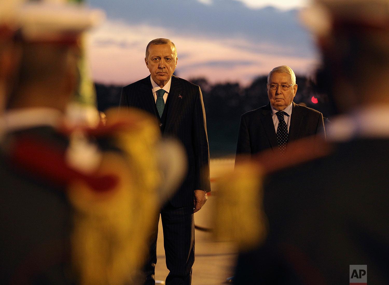 Algeria Turkey