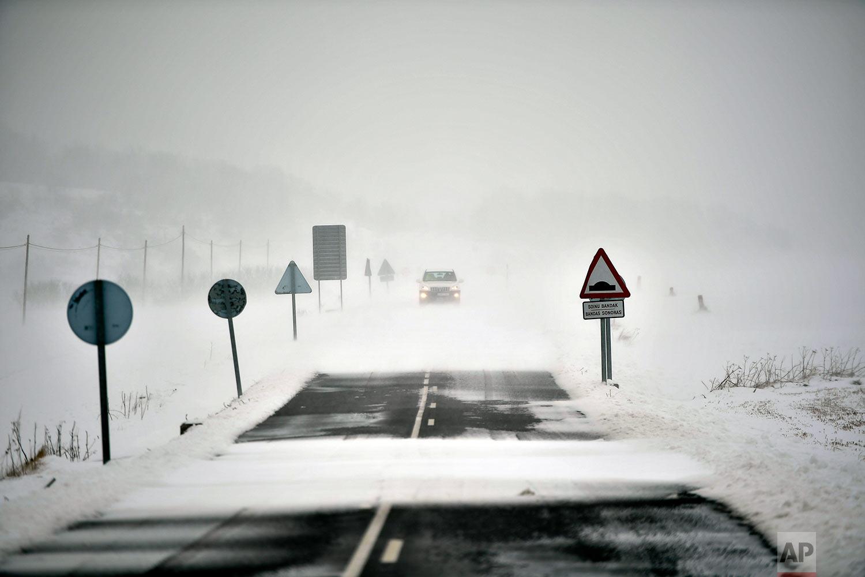 Spain Europe Weather