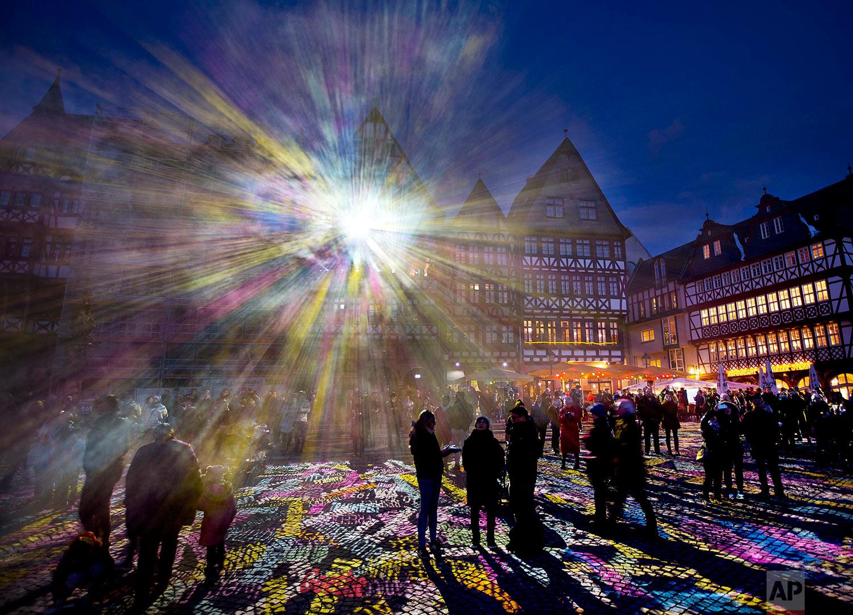 Germany Daily Life Luminale
