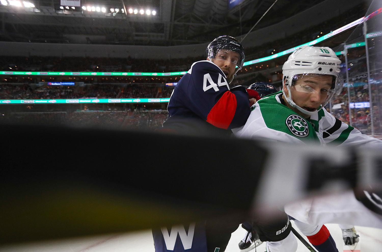 Stars Capitals Hockey