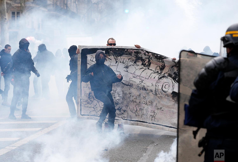 France Strikes