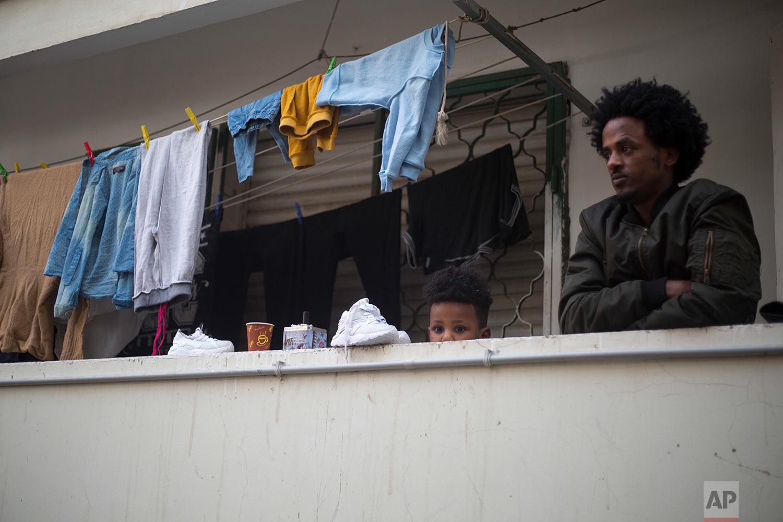 Israel Jittery Migrants