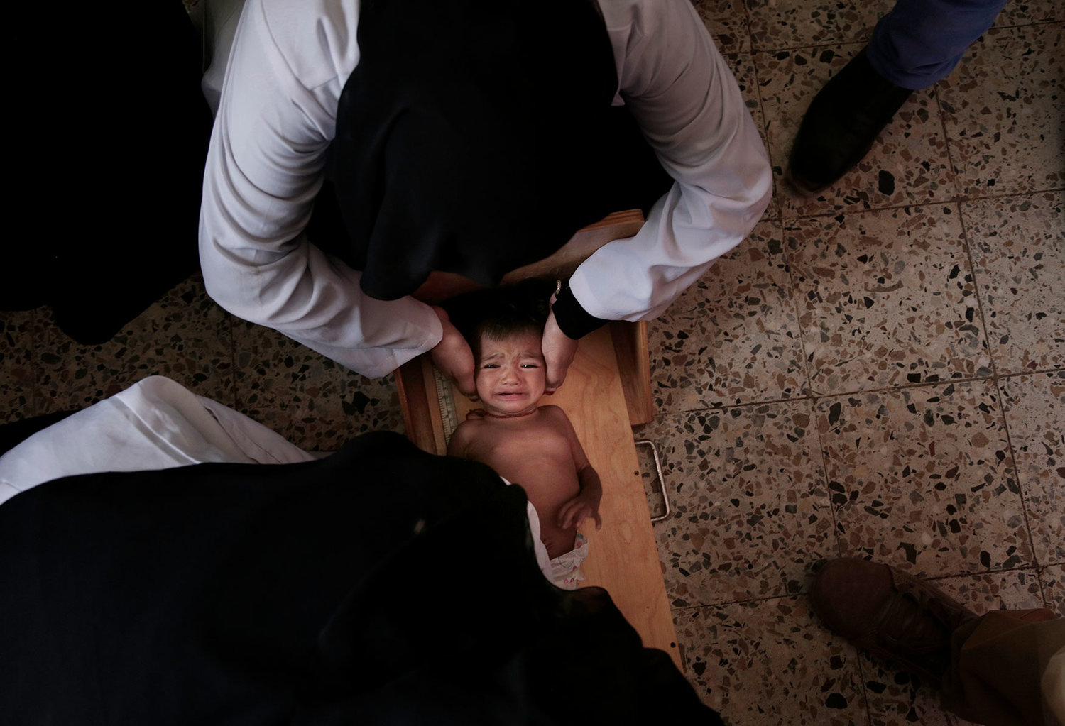 Hospital in al-Khoukha, Yemen. (AP Photos/Nariman El-Mofty)