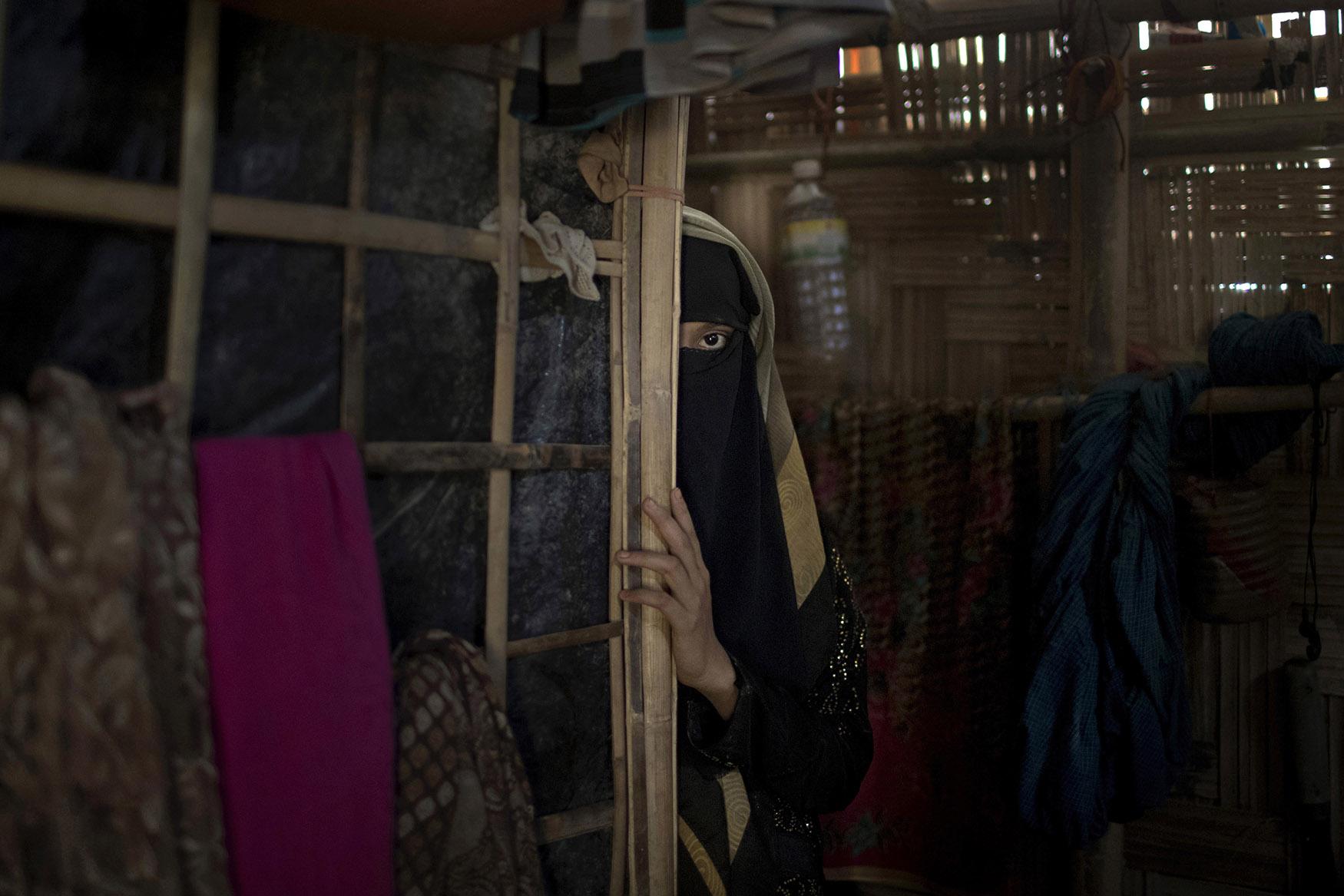 APTOPIX Bangladesh Rohingya Babies of Rape