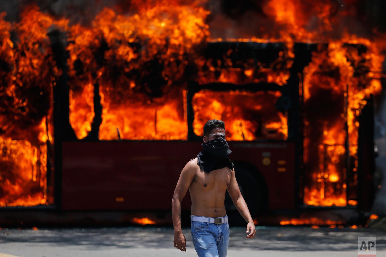 Venezuela Political Turmoil