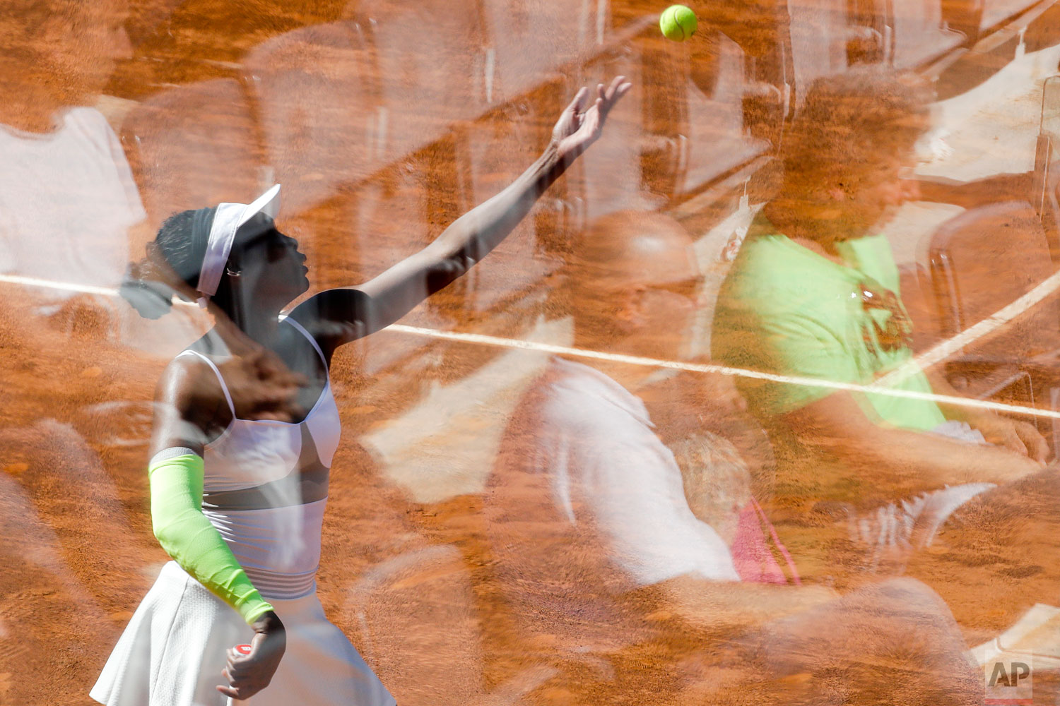 Tennis Reflection