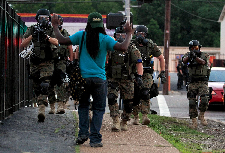 Ferguson Five Years Later