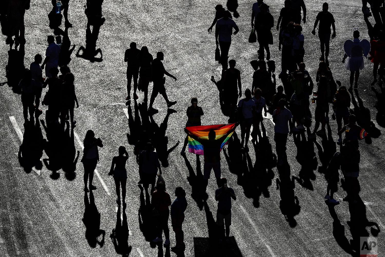 Spain LGBTQ Pride