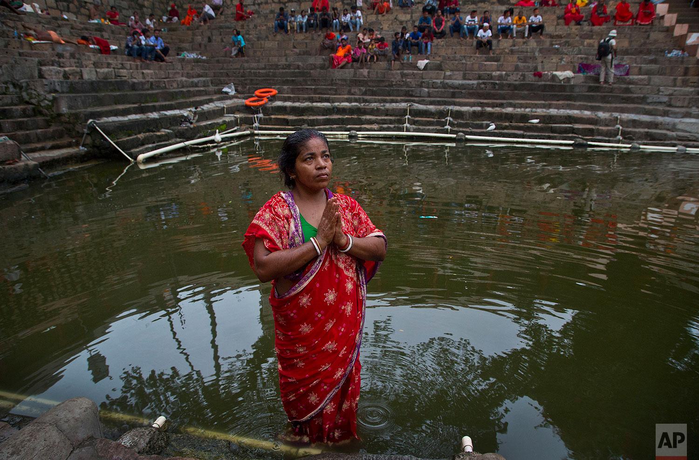 India Bleeding Goddess