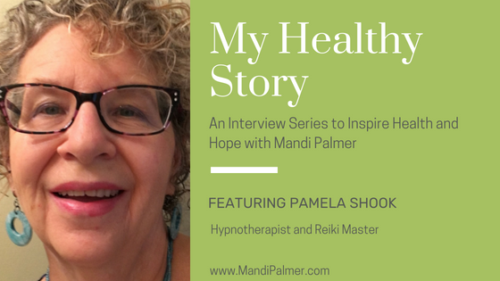 31 May 2018- Pamela's story features iritis, MCS, and learning to walk again