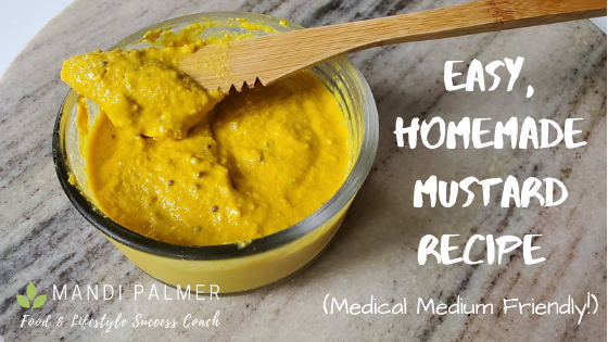 Easy Homemade Mustard recipe.png