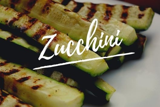Love them while they're still around! Zucchini adores being tossed onto the grill in wedges, after  marinating in a bit of salt, lemon & olive oil.  Smoky, silky, with a little zazz to go alongside those other grilled monsters. OR, for something a little fresh, try serving up a  beautiful zucchini carpaccio , tangled around parmesan and arugula. Easy, peasy…