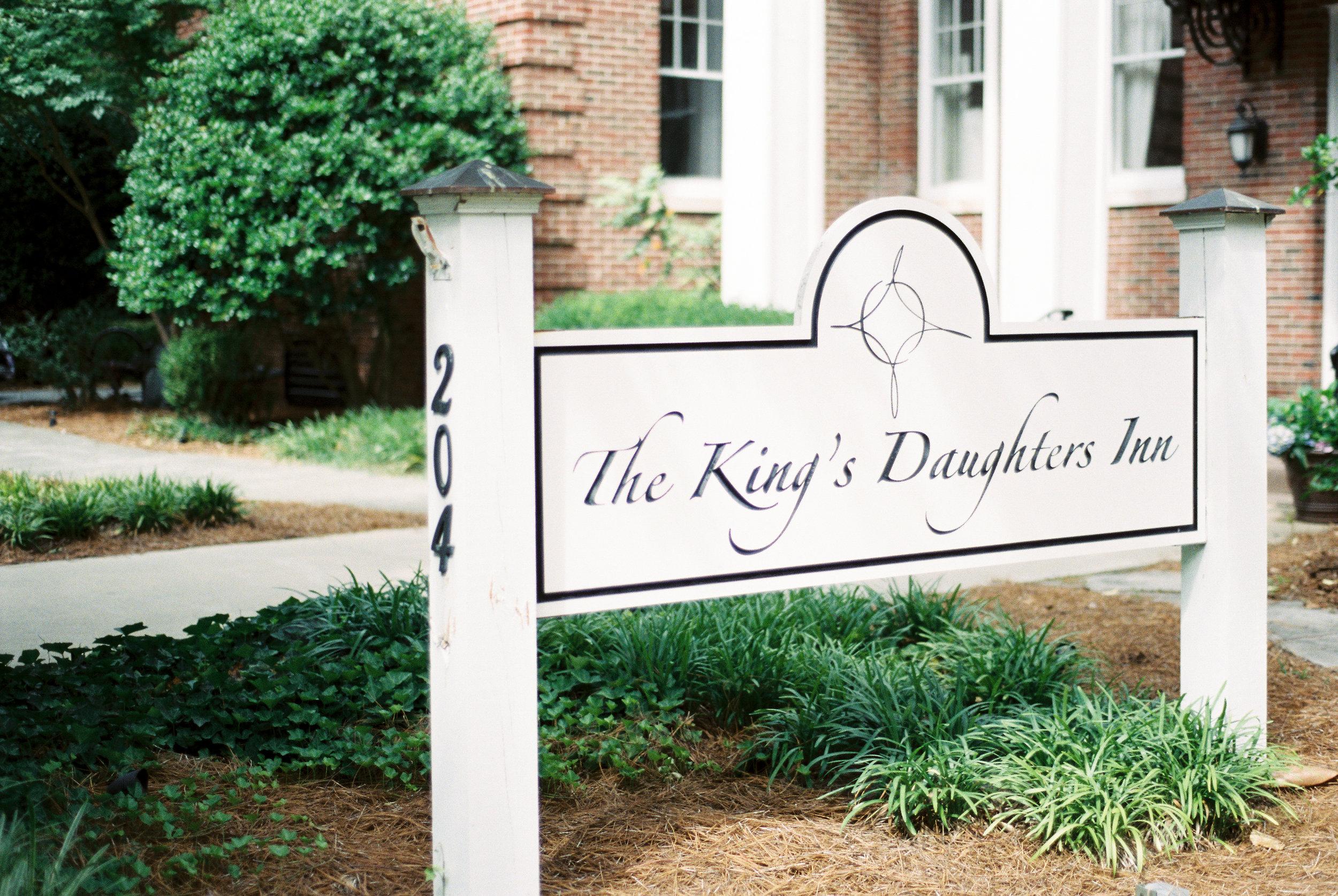 The King's Daughters Inn - Founded 2009Deanna Crossman, OwnerWEBSITE   FACEBOOK   INSTAGRAMfunctions@thekingsdaughtersinn.com919-354-7000