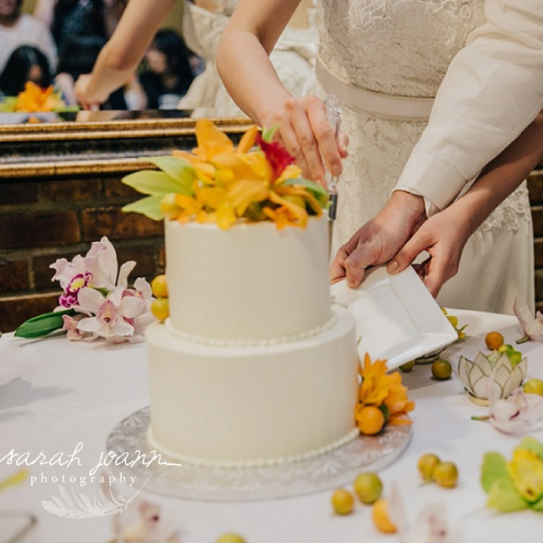 Guglhupf Bakery Durham NC Sarah Joann Photography The Details Events Wedding Cake Wedding Dessert.jpg