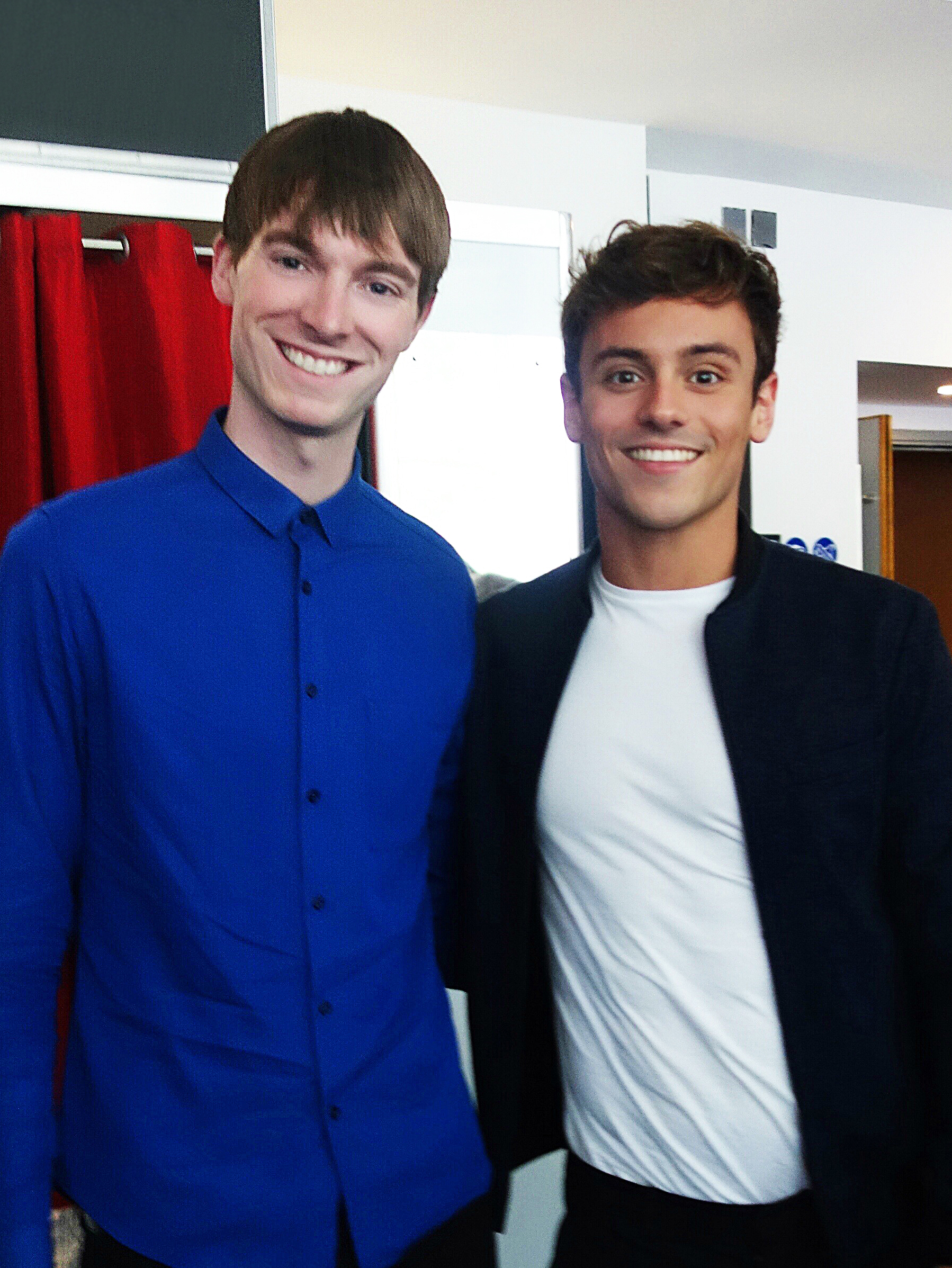 Richard Bronwlie-Marshall & Tom Daley