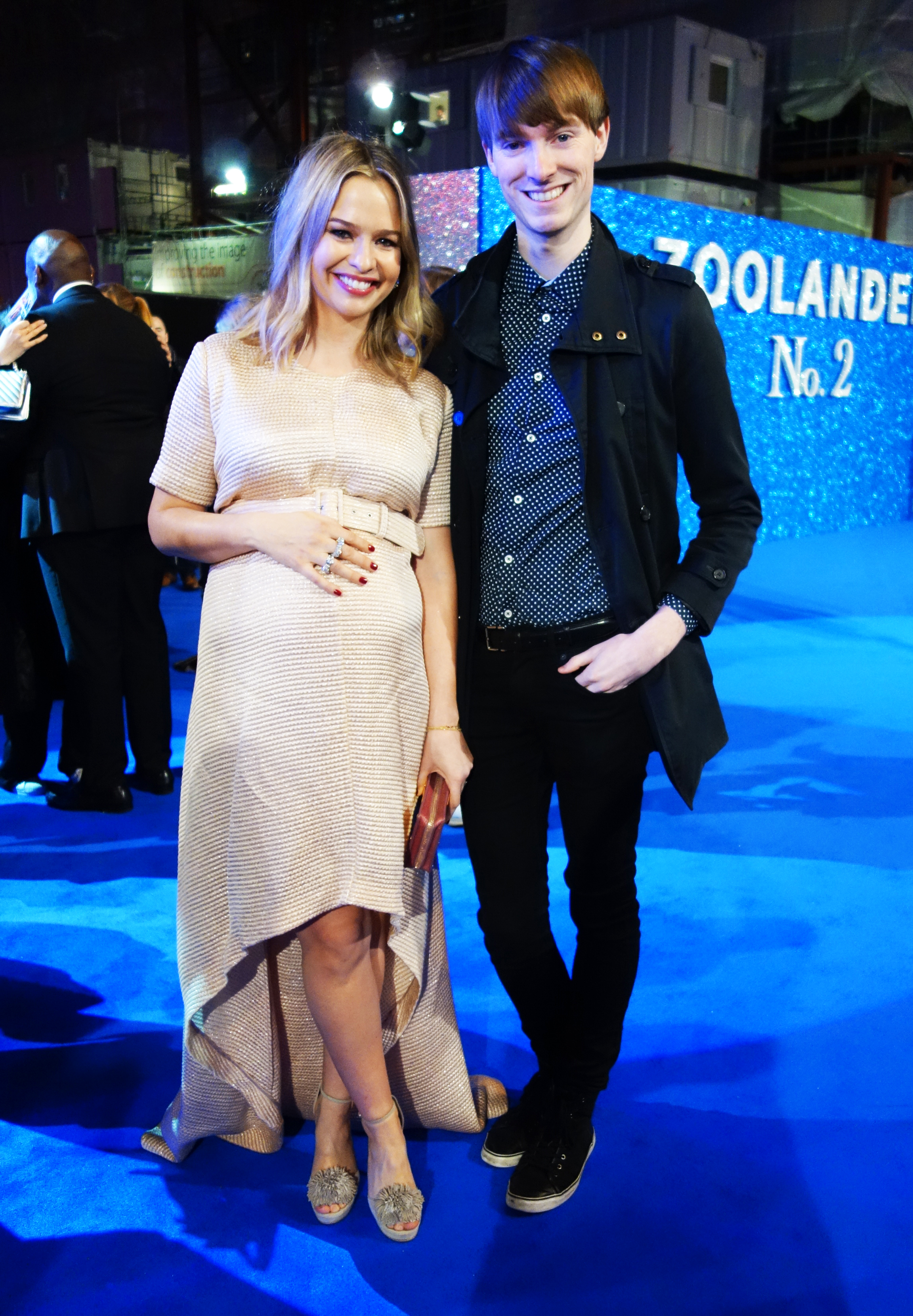 Marissa Hermer & Richard Brownlie-Marshall