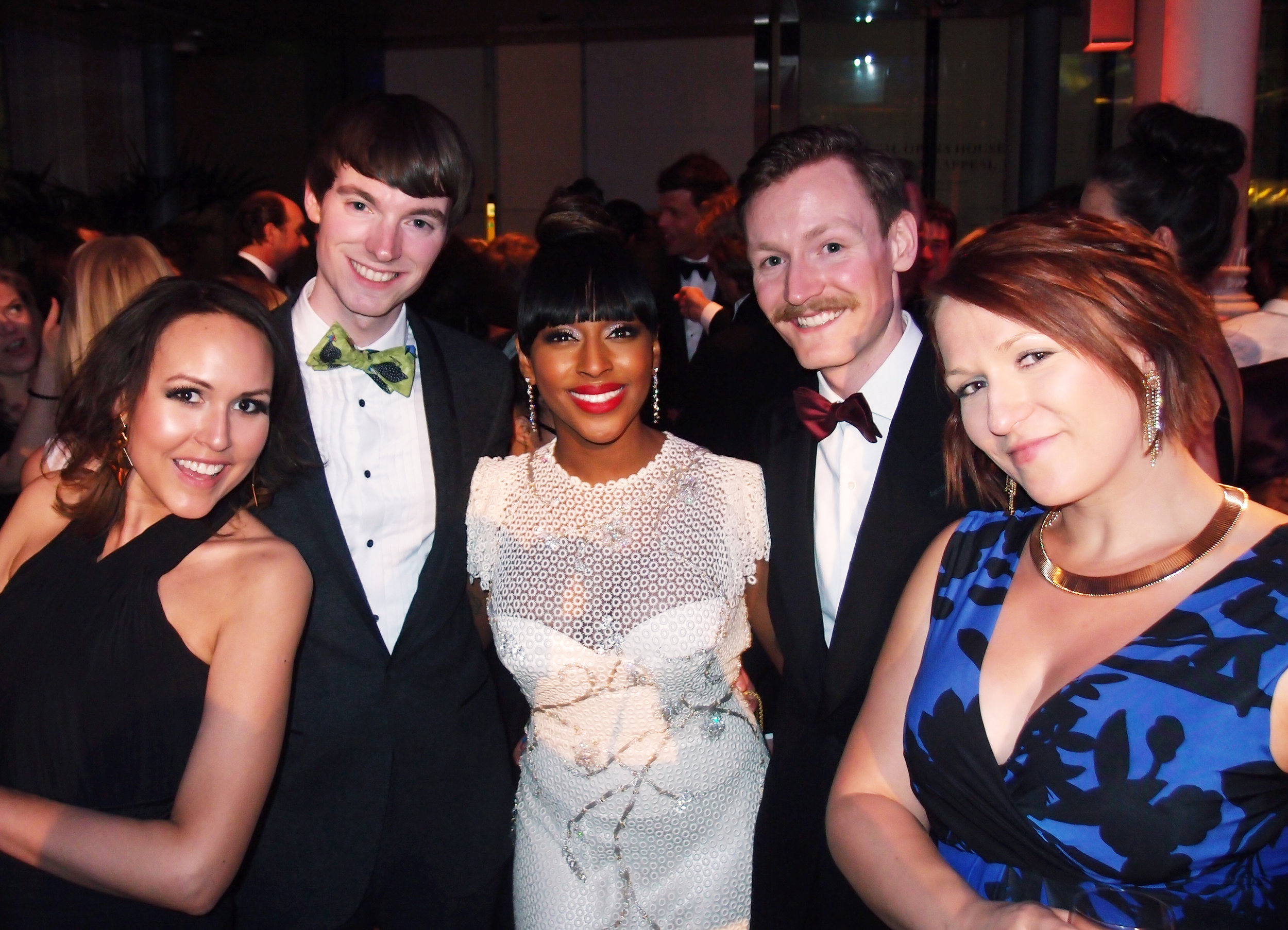Richard Brownlie-Marshall & Alexandra Burke