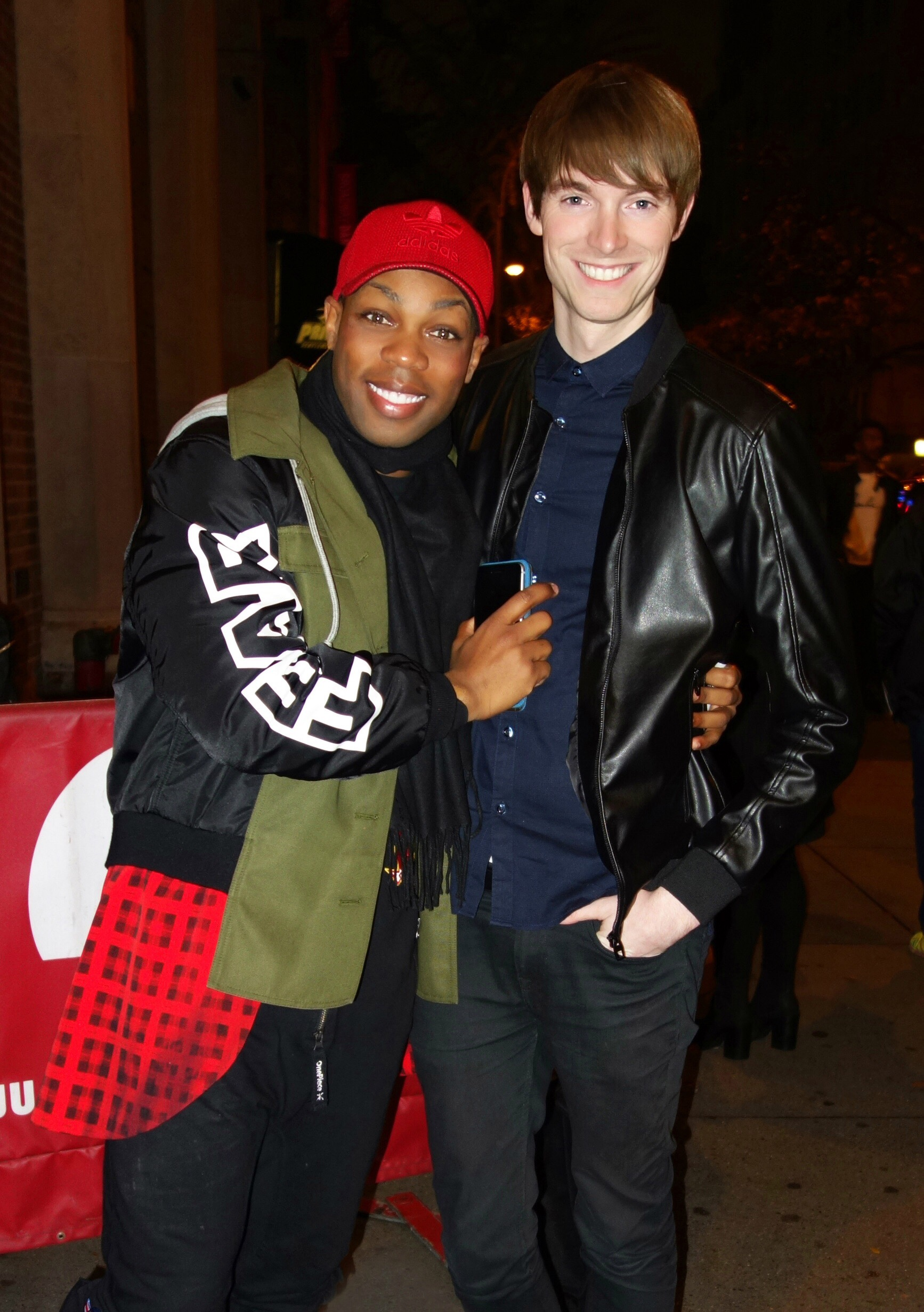 Todrick Hall & Richard Brownlie-Marshall