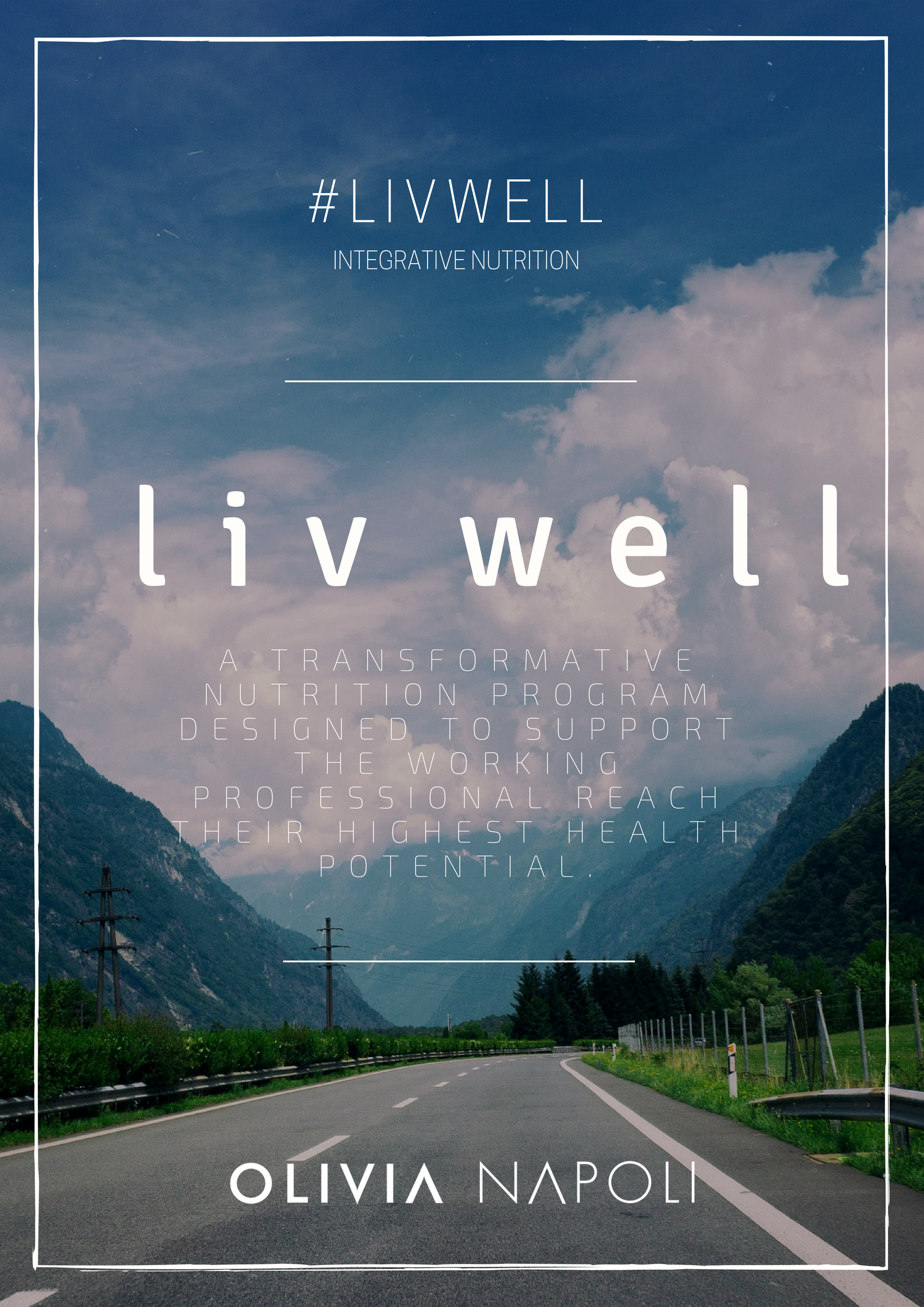 livwell health coaching  olivia napoli wellness