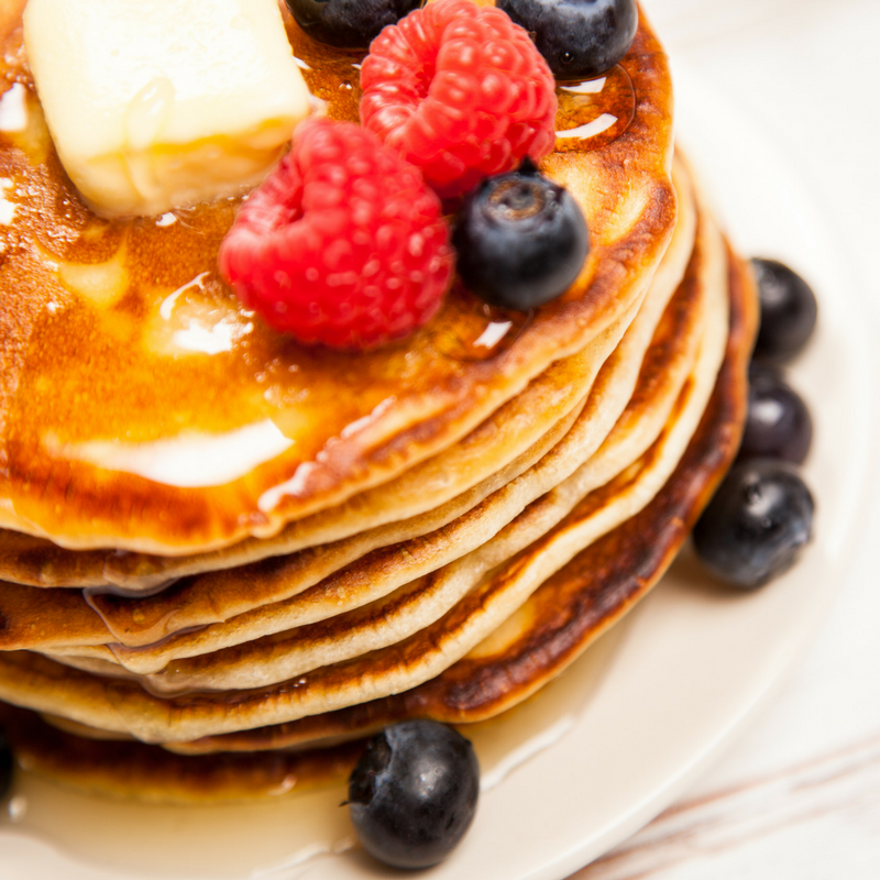 healthy pancake recipe gluten free