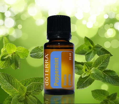 doterra pepperming