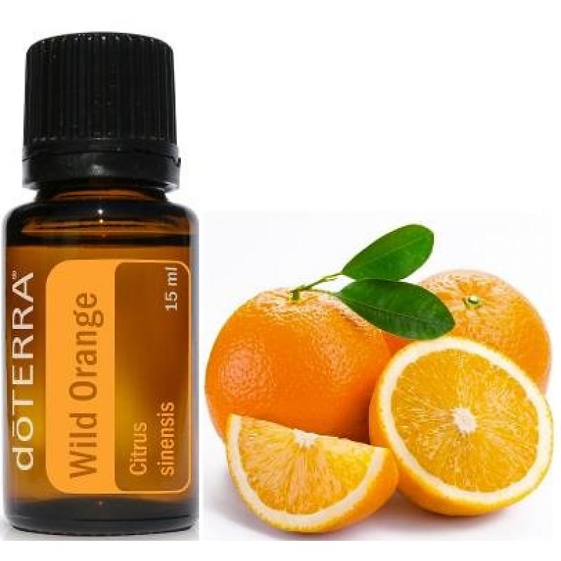 wild orange oil doterra