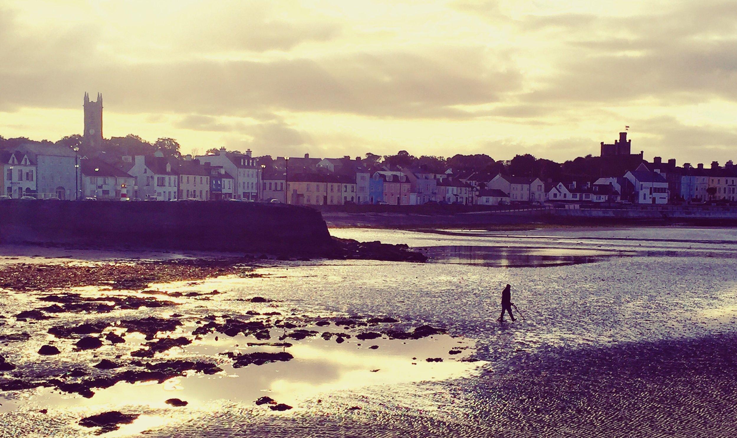 Donaghadee_town_harbour_pier_sunset_ni_explorer_niexplorer