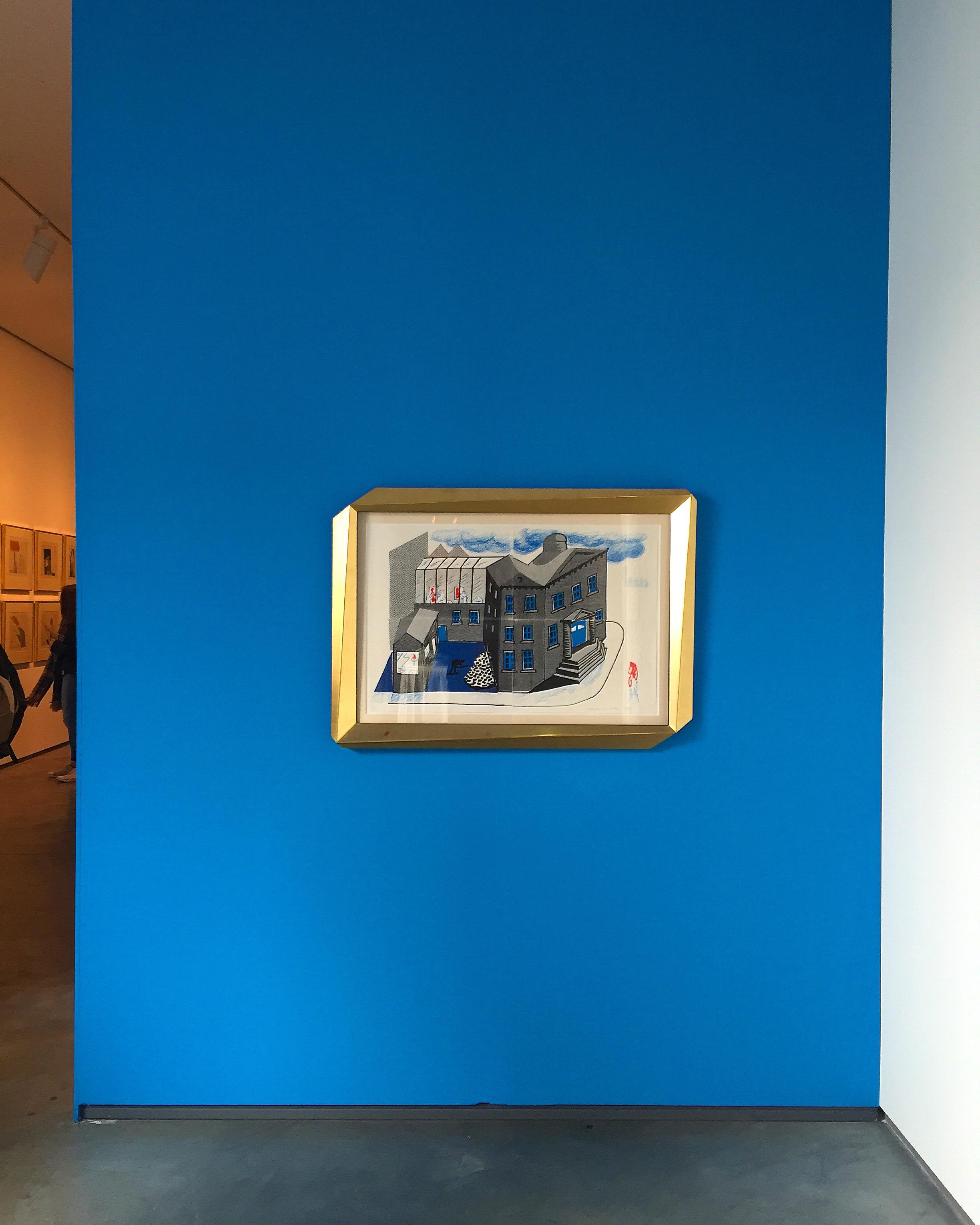 hockney_painting_tall_gallery_the_mac_belfast_northern_ireland_ni_explorer_niexplorer