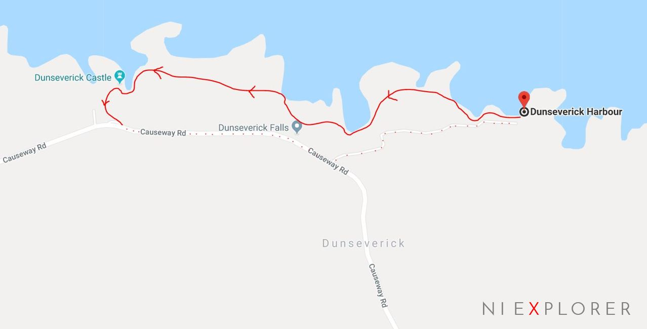 dunseverick_castle_harbour_walking_map_ni_explorer