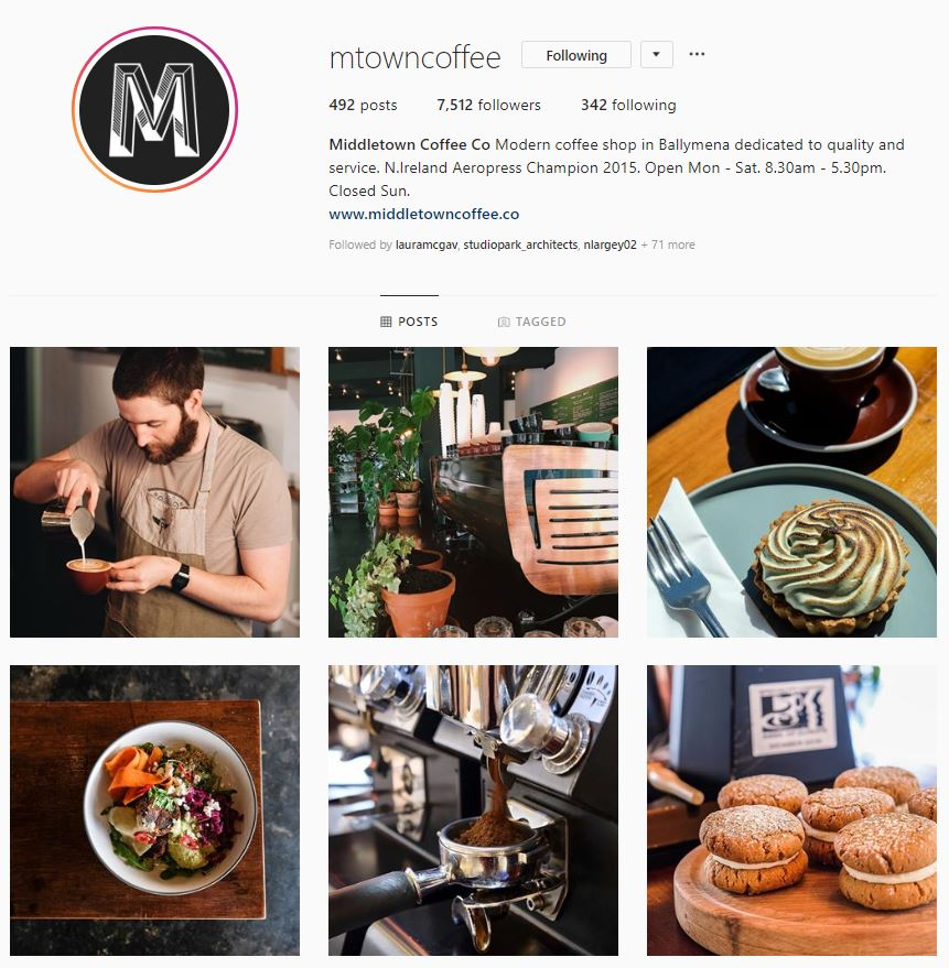 Going by Middletown's Instagram account, looks like some good food on offer - we arrived too late though :( Next time!