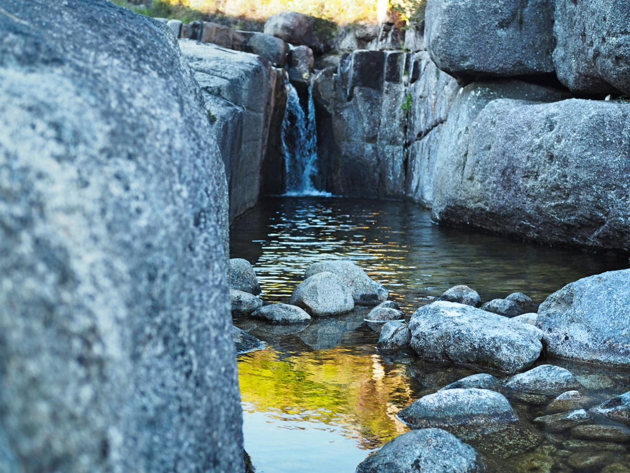 DIP IN THE MOURNES -