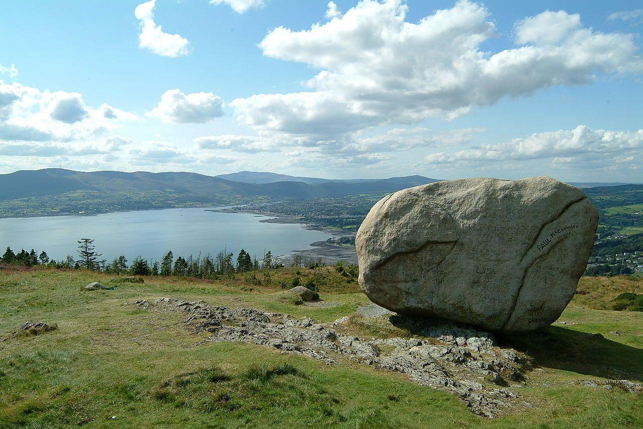"""The Big Stone"" - Image: Discover NI"