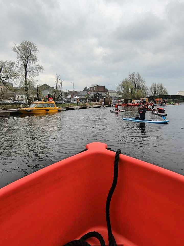 WEE RED BOATS -