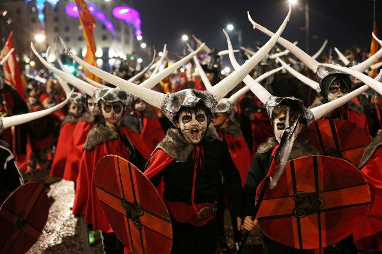 Image: Derry Halloween