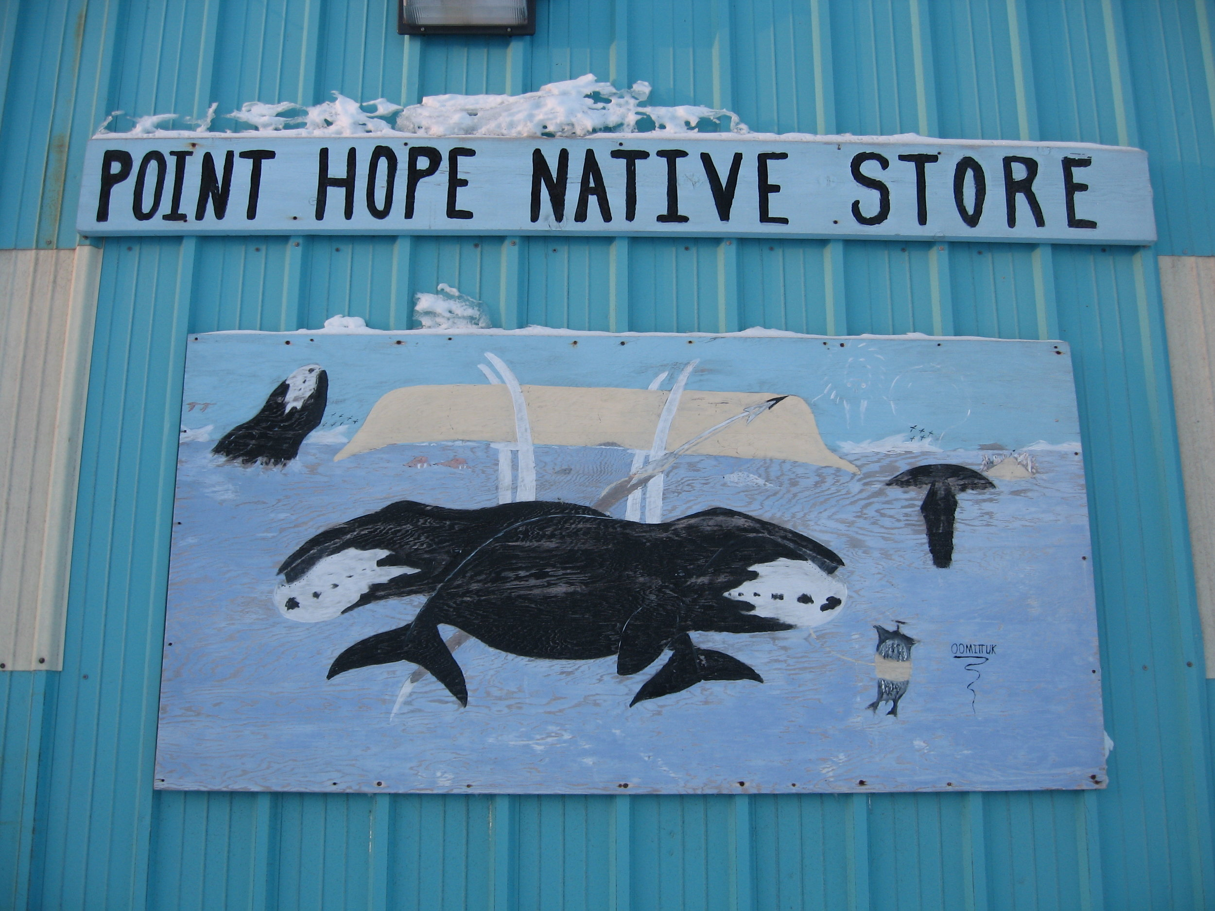 Point Hope Native Store