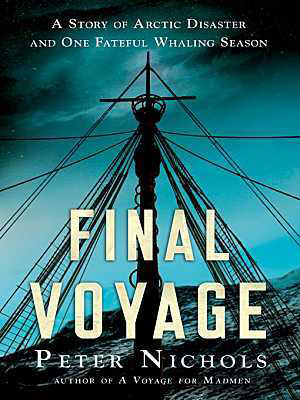 Final Voyage Book Cover Photo