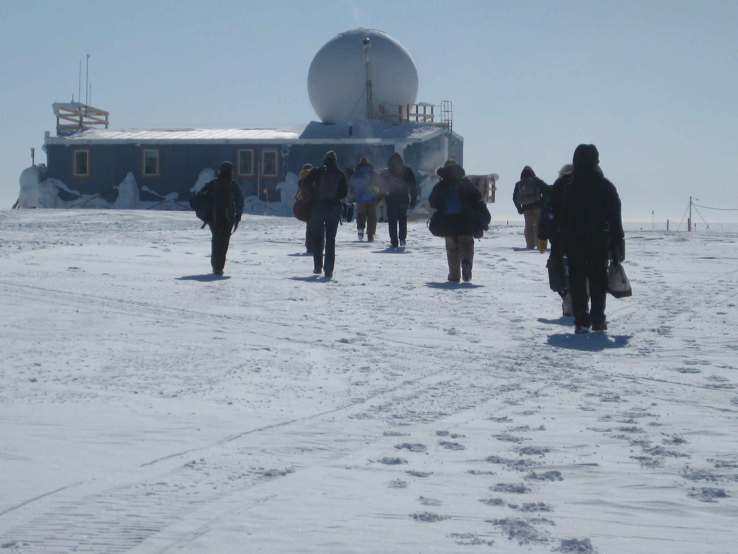Summit station april 008