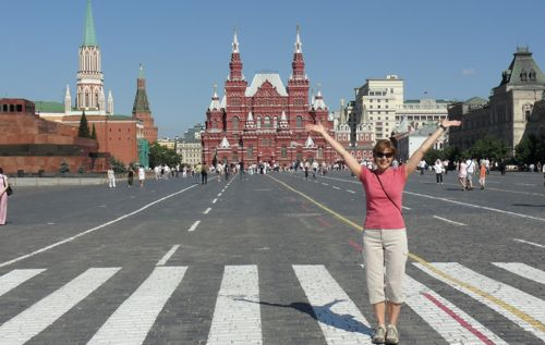 Moscow July 5 2010