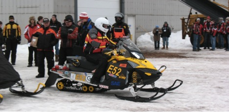 """Although there were some dramatic moments in the """"Cold Start"""" event for some of the IC machines, it was pretty anti-climactic for the ZE's, which simply powered up and quietly pulled away."""