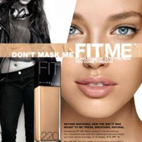 Maybelline: Fit Me!    Brand Development