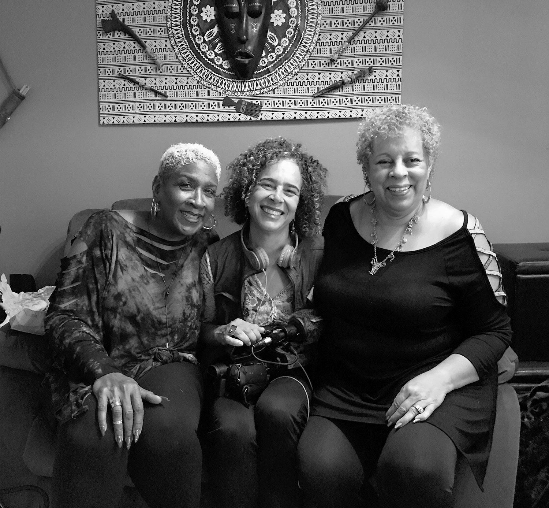Dr. Bambi Gaddist, Ellen Spiro and DiAna DiAna