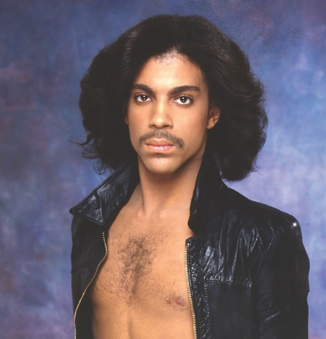 Prince was among the most influential black men with long hair
