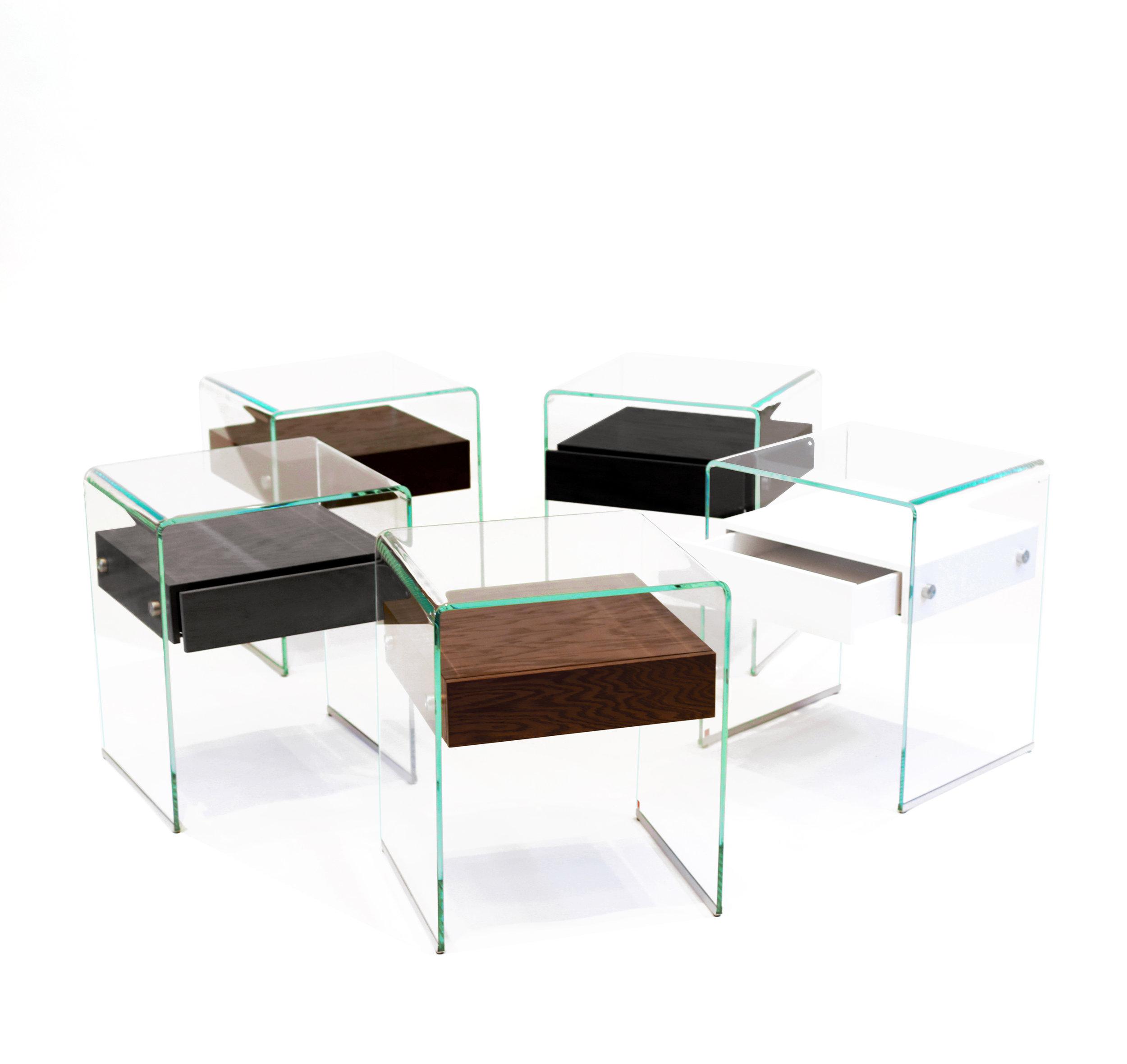 Graffetta Side Table