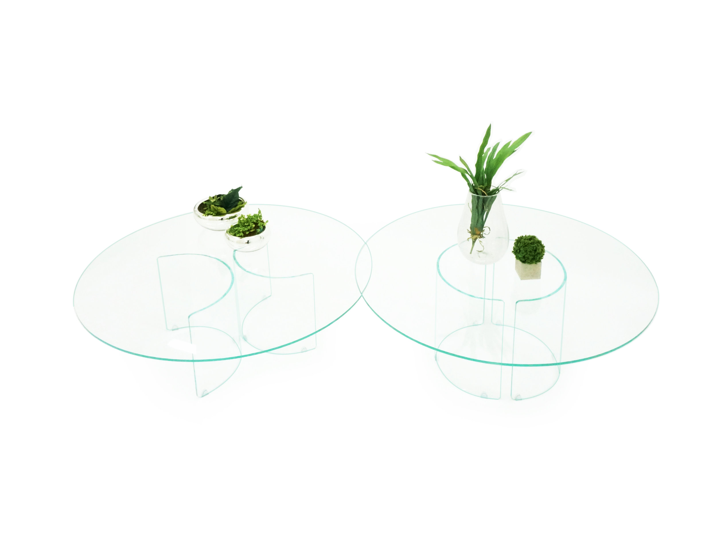 Zylinder Coffee Table