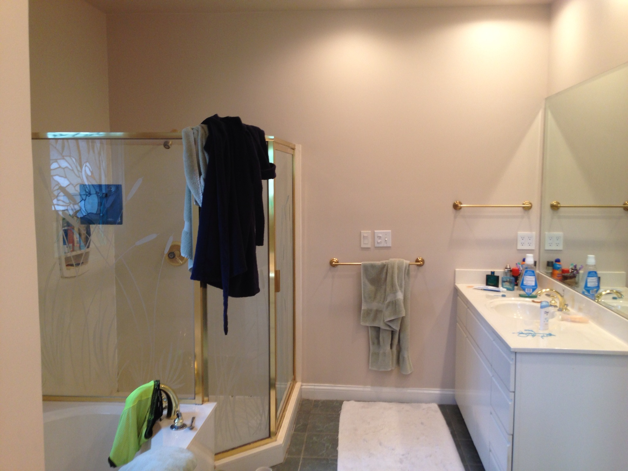 Prospect Spa (Before)