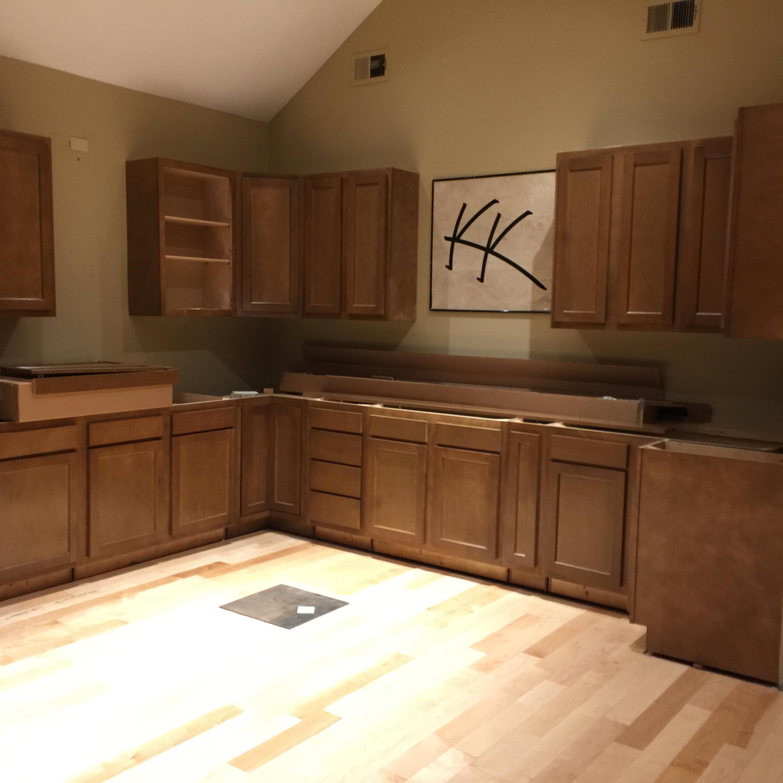 Kitchen Kompact (Before)